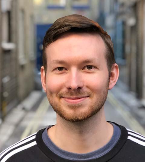 Alex Dwyer - Runner