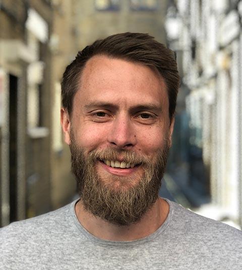 Chris Johnson - Head of Production