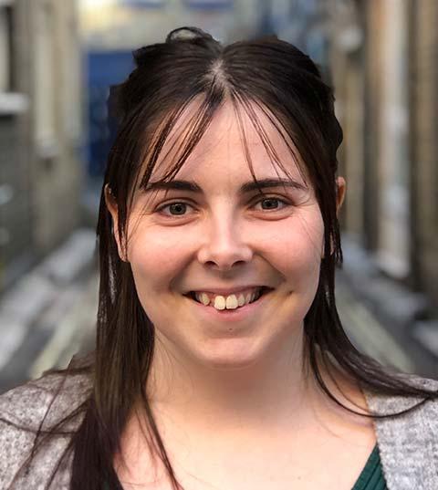 Hannah Ryan - Production Assistant