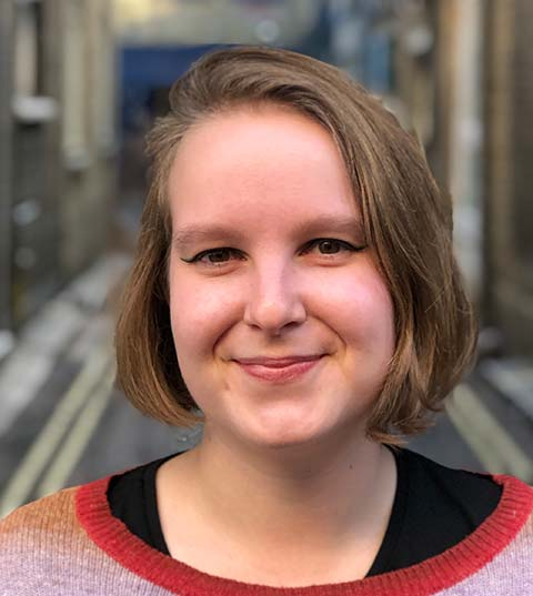 Katy Gorman - Technical Assistant