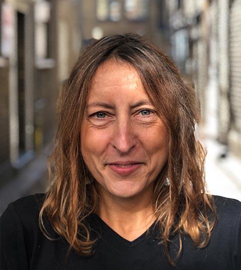 Liz Hayward - Senior Producer