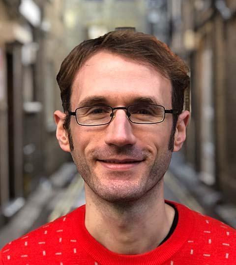Pete Morrison - Lead Short Form Operator