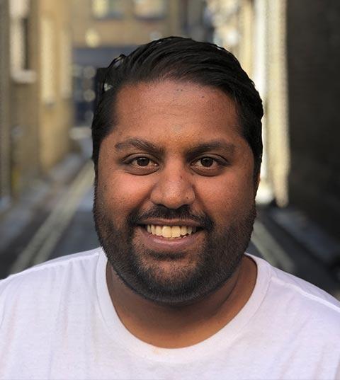 Shiv Meeda - Senior Producer